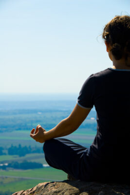 tantric meditation - authentic meditation is key for a serious spiritual aspirant