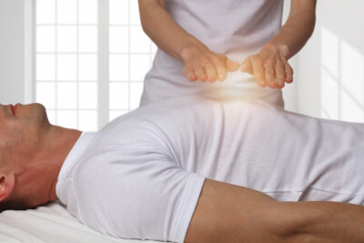 Tantra Massage Therapy Technique - works with powerful forms of energy and can touch the soul