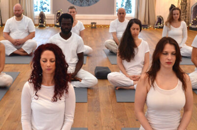 Meditation retreat - retreats can help you progress spiritually