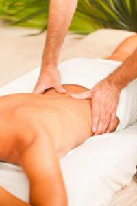 Tantra Massage Therapy Technique - Tantra Massage begins with massaging the physical body