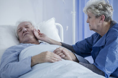 art of dying death of loved one or near death experience
