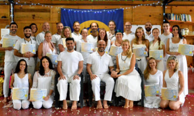 Tantra Ann graduated as a Tantra Yoga teacher