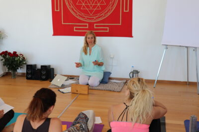 Tantra Massage - healing for women